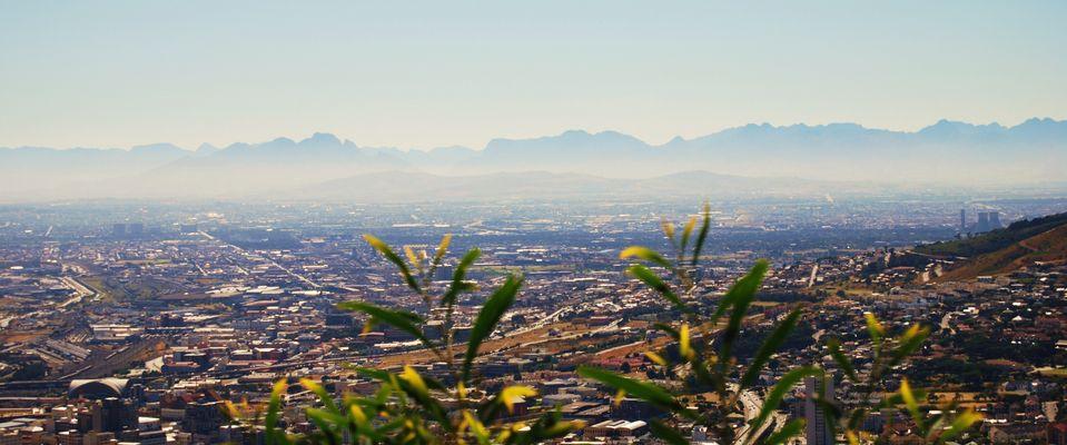 Cap Town (Afrique du Sud)