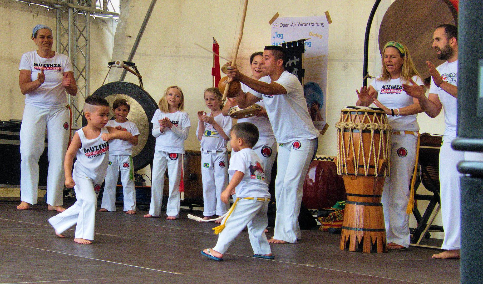 Capaeiro Sport Stadtfest Lippstadt