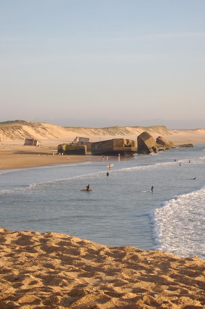 capbreton plage