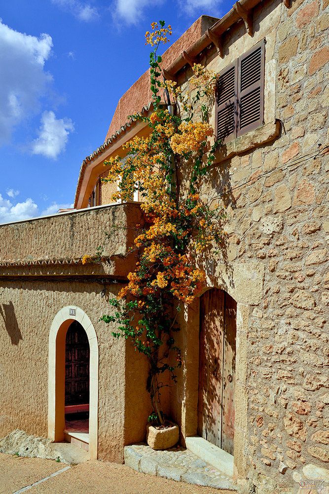 Capdepera, Carrer Castell 3 y 5