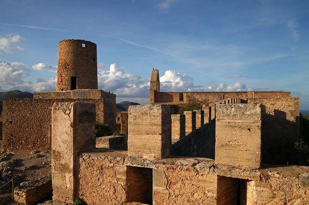 Capdepera, Castell