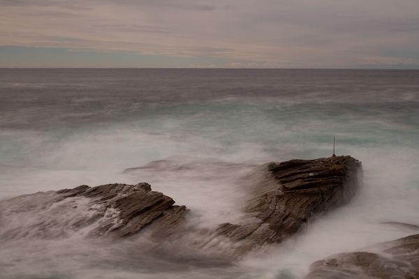 Cape Banks im Sturm