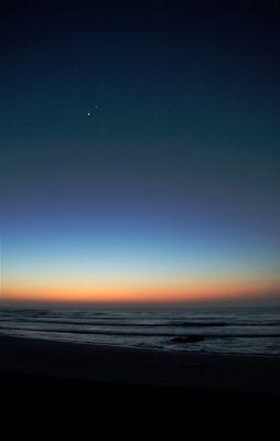 Cape Cross und die Sterne