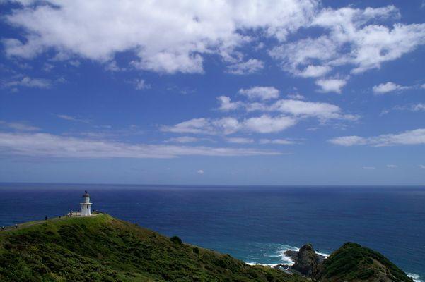 Cape Reinga (Nouvelle Zélande)