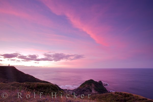 Cape Reinga Sonnenuntergang