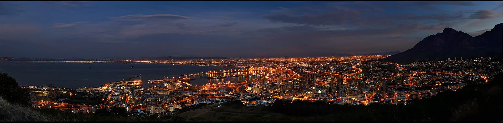 --- Cape Town ---