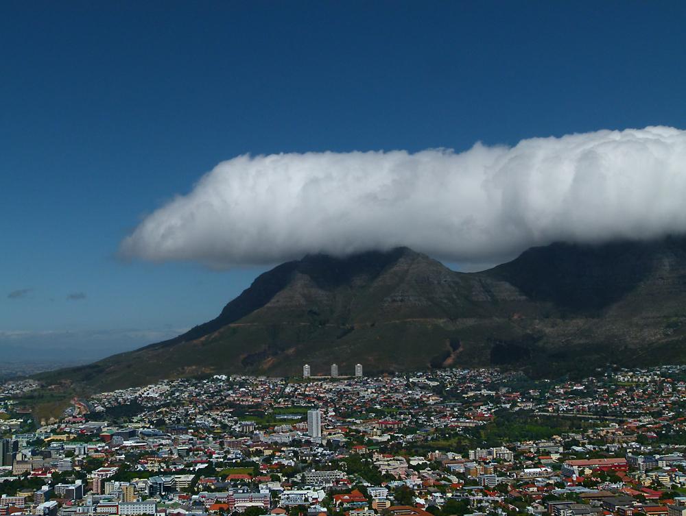 Cape Town, die 352ste