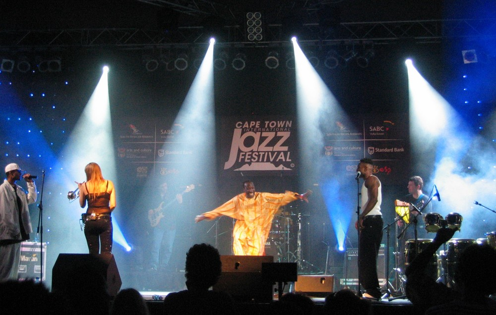 Cape Town Jazz Festival 2007