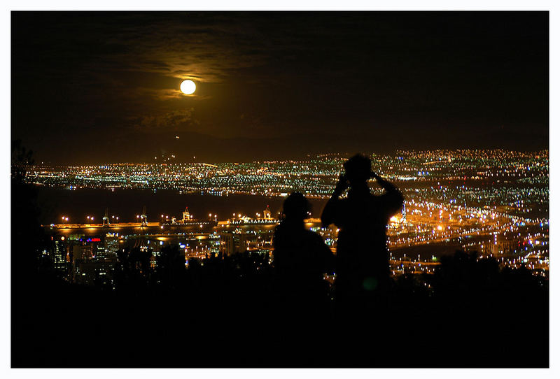 Cape Town @ night