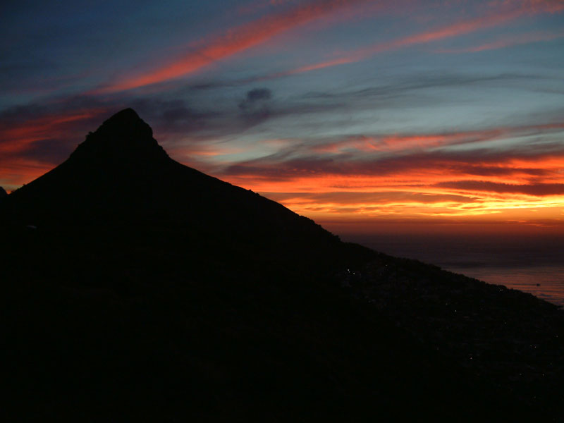 Cape Town Sunset