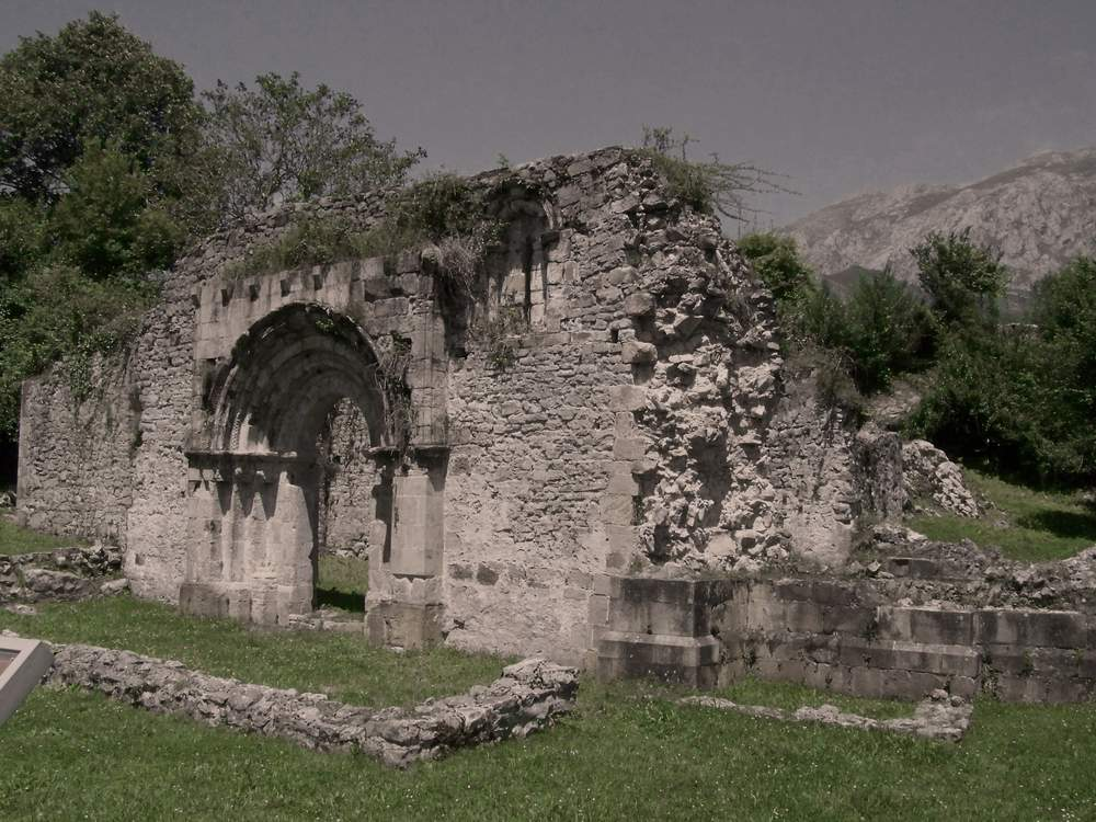 capilla de S. Pedro de Plecin