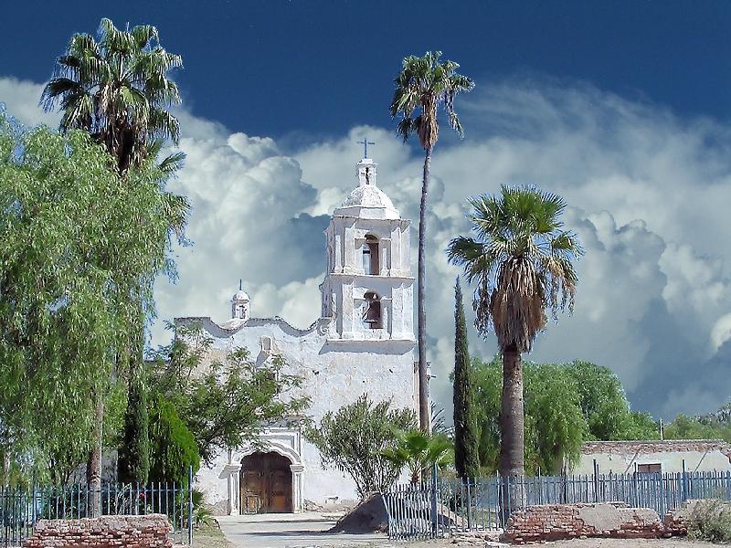 Capilla de Santa Ana, en la Hacienda de los Hornos.