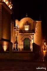 Capilla del Sagrario , Catedral de Cajamarca Perú