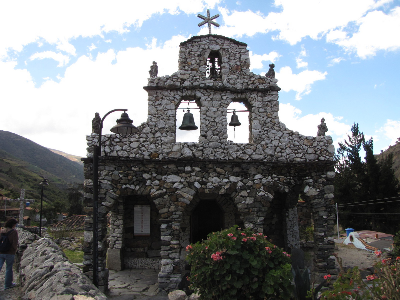 Capilla en San Rafael de Mucuchies