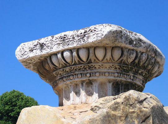 Capitello Dorico