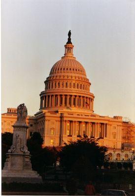 Capitol Evening Image