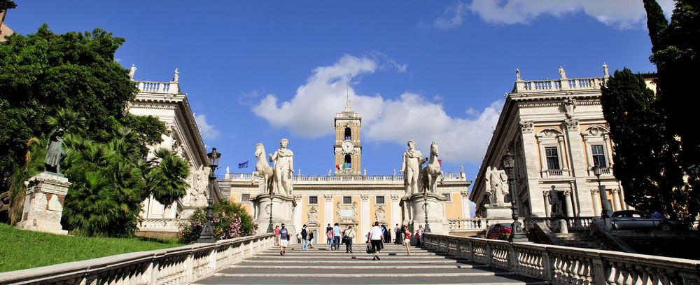 Capitol in Rom