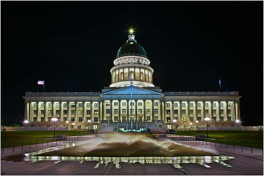 Capitol Salt Lake City