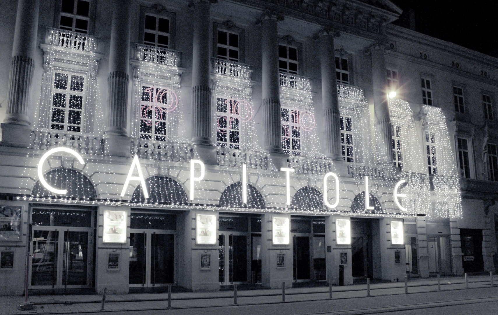 Capitole Gent, Theatre