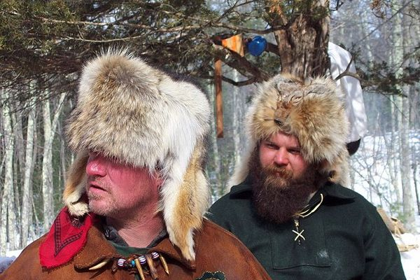 Cap'n Flint Winterlager 2003