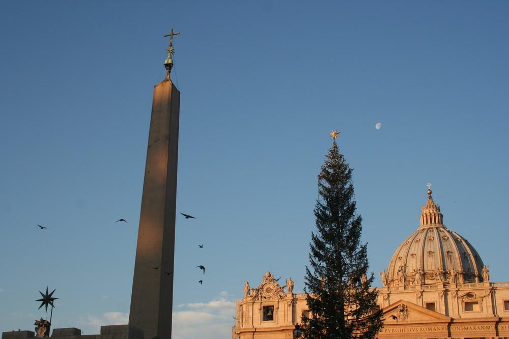 Capo d' Anno a Roma