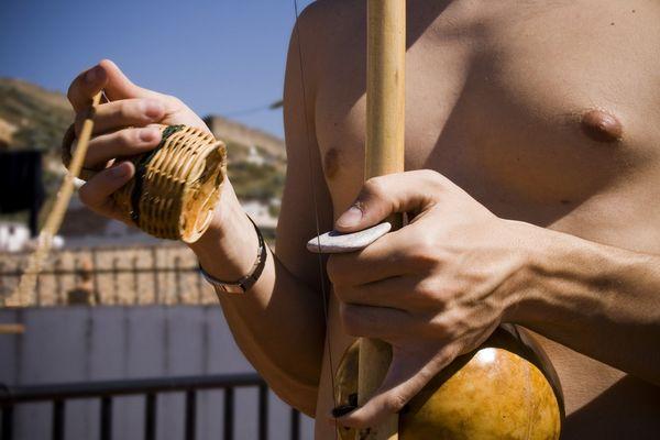 Capoeira - Berimbau