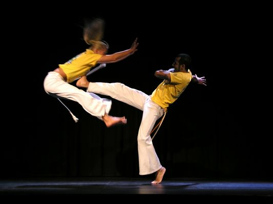 Capoeira Brasil 1