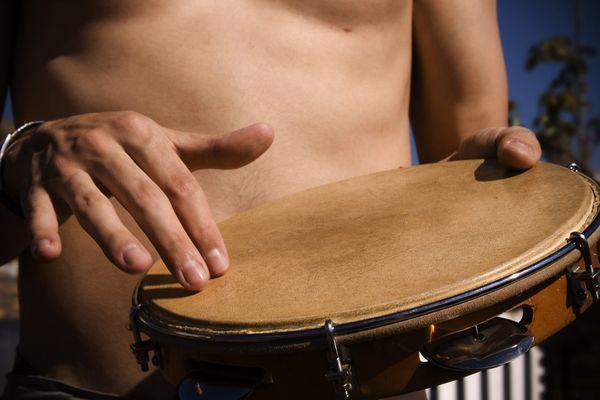 Capoeira - Pandeiro
