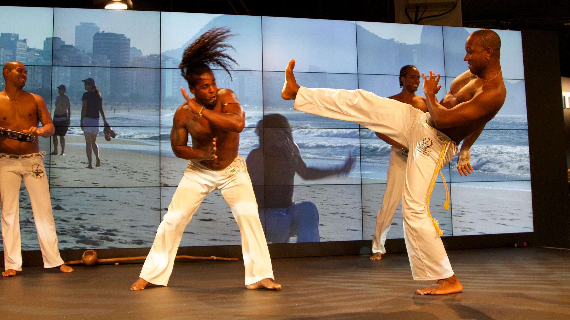 Capoeira Show der Gruppe Babalou aus Köln - Nr. 5432