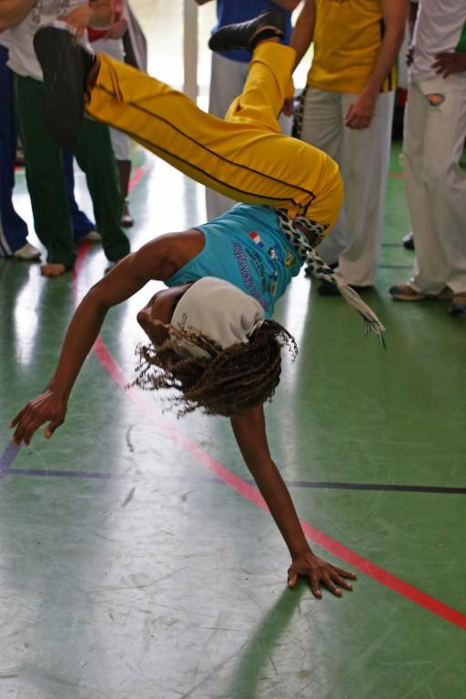 Capoeïra:Batizado Arte Negra 2009 - 02