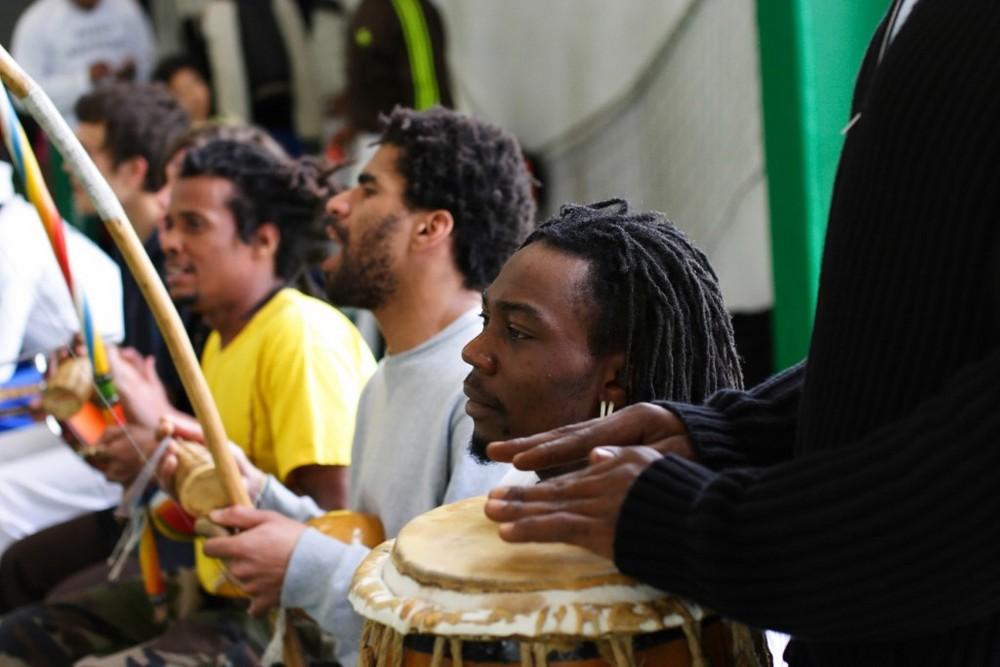 Capoeïra:Batizado Arte Negra 2009