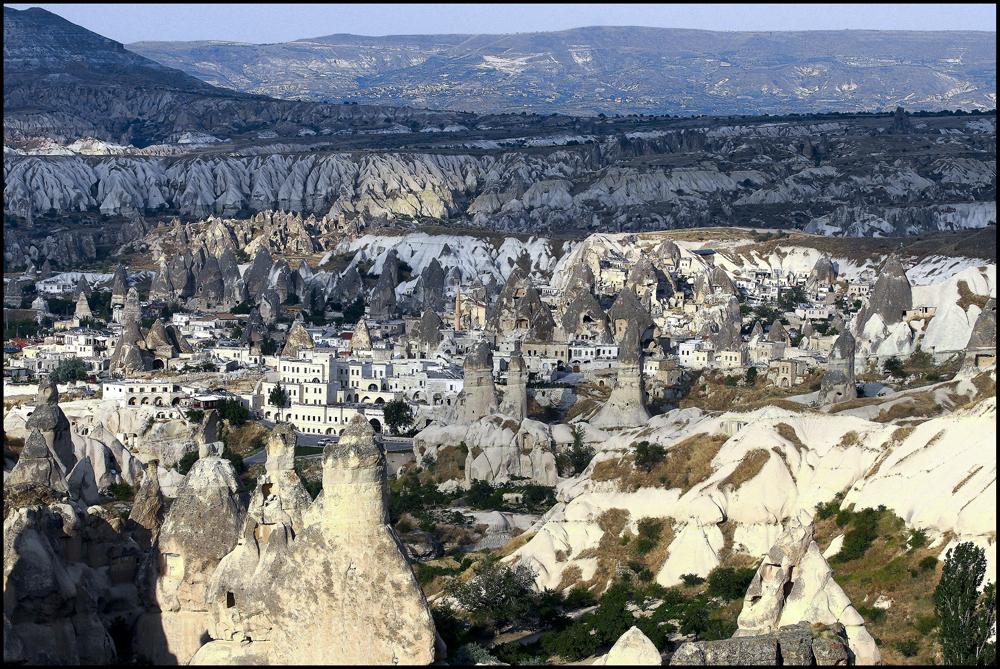 Cappadocia, panoramica