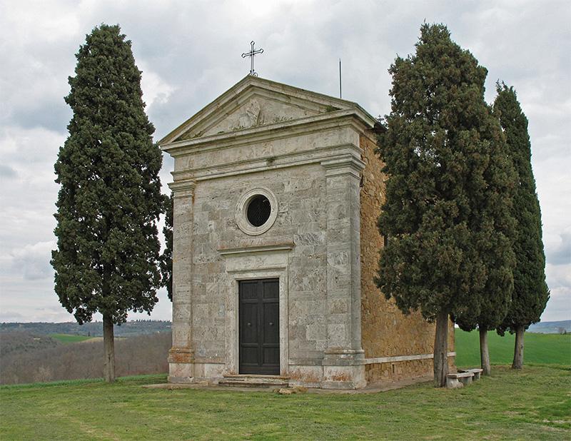 Cappella di Vitaleta 2