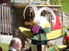 Cappello tradizionale della Carinzia