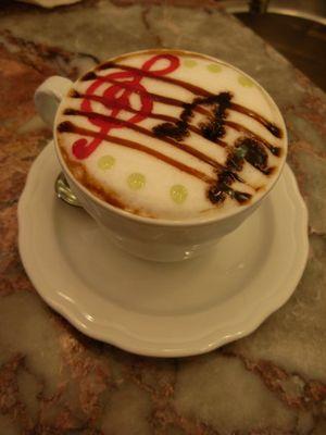 Cappuccino artistico