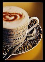 Cappuccino mit Herz - reload