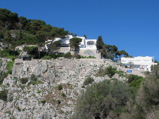Capri - Former Krupp Villa