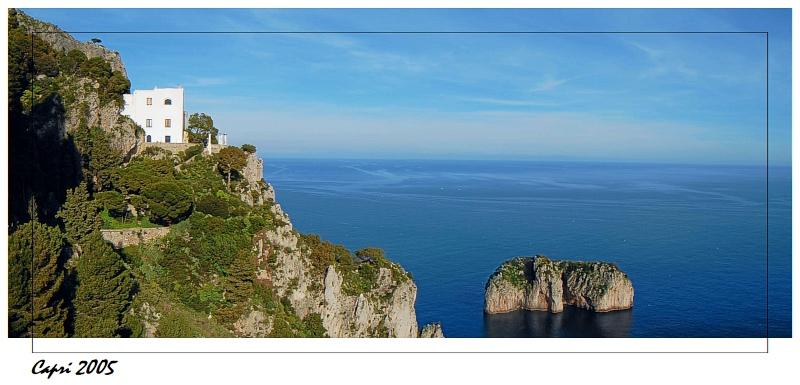 Capri im April