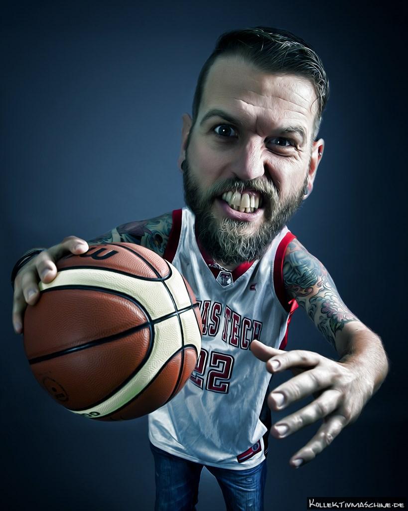Captain Basketball