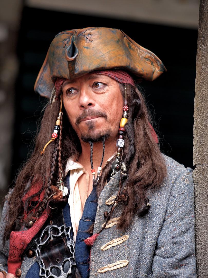 Captain Jack Sparrow,