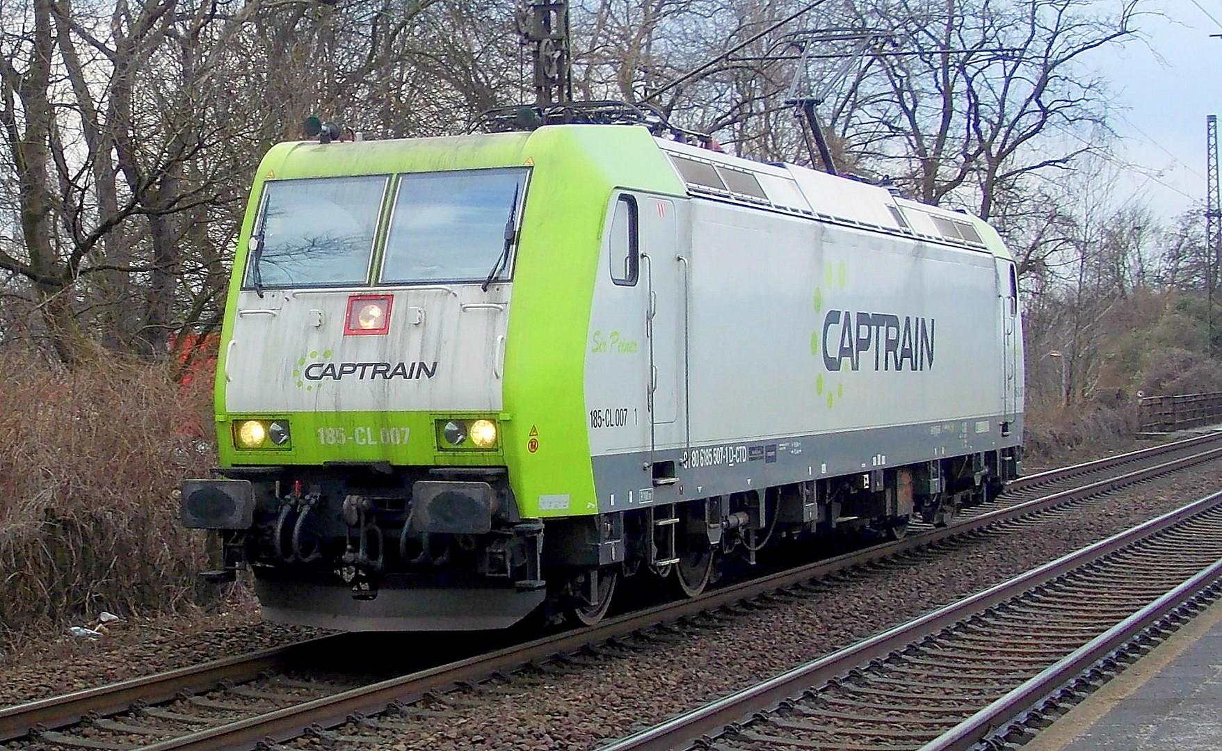 Captrain