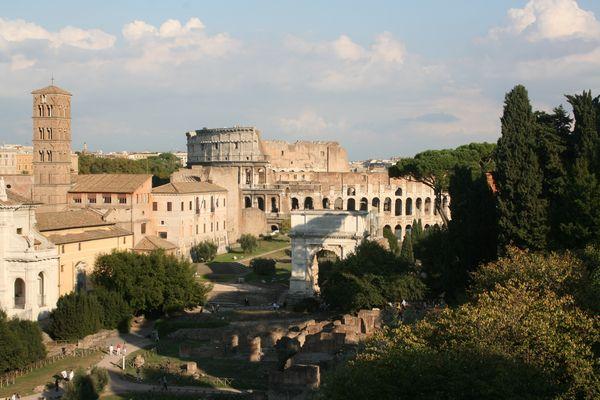 caput mundi (Roma)