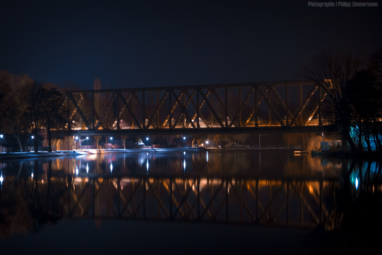 Caputh Bahnbrücke