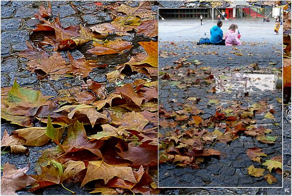 """""""Car chaque fois les feuilles mortes..."""" # 2"""