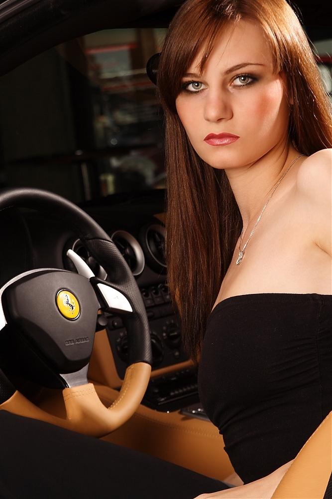 Car Girly