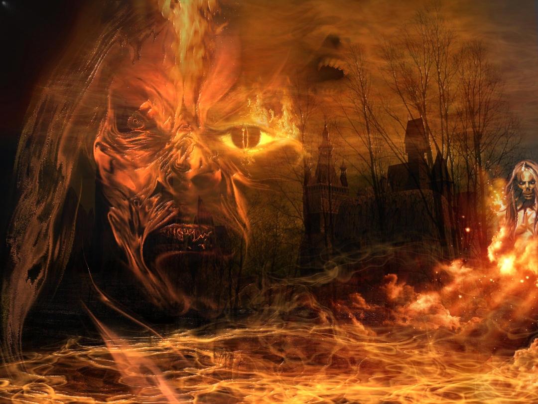 Car le feu qui me brûle est celui qui m'éclaire.