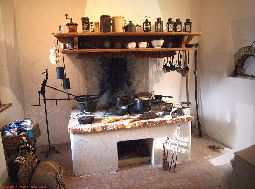 Cara vecchia cucina foto immagini tracce di mondi - Modernizzare vecchia cucina ...