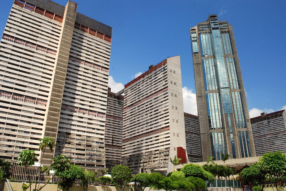 Caracas, Parque Central.