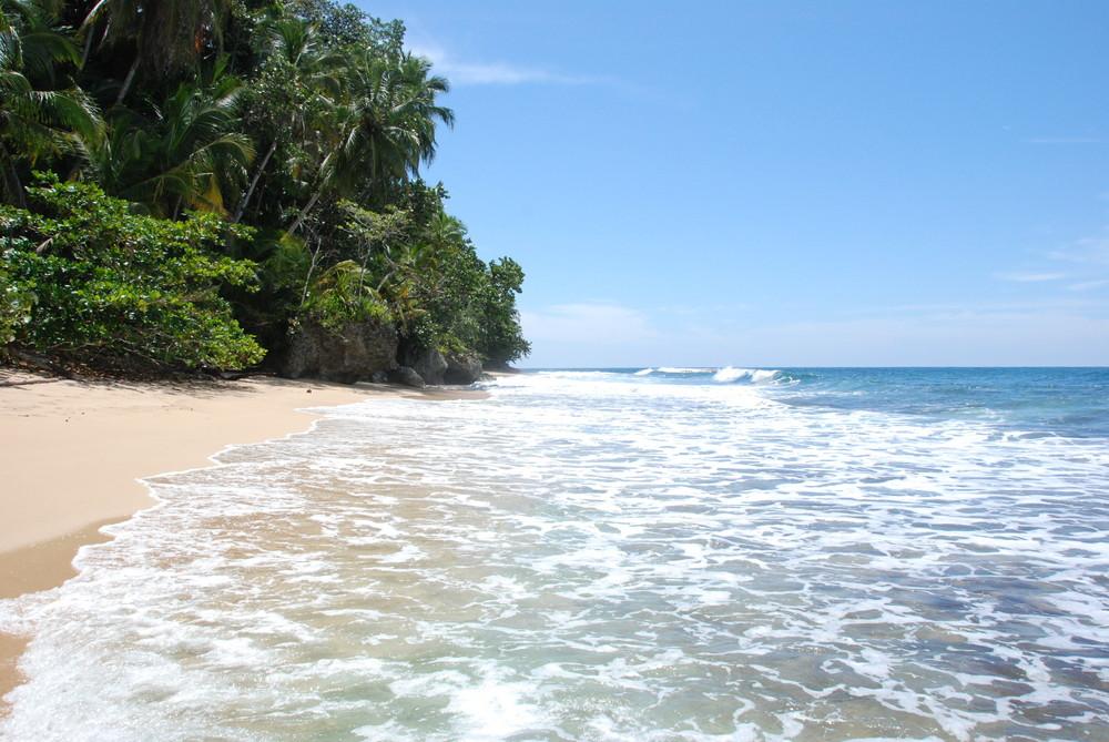 Caraibes, Manzanillo au Costa Rica