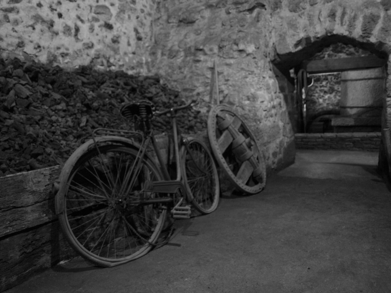 Carbonera y bici